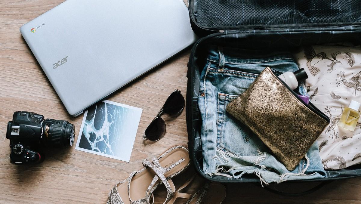 Cestovní kufr je v rámci cestování nezbytností
