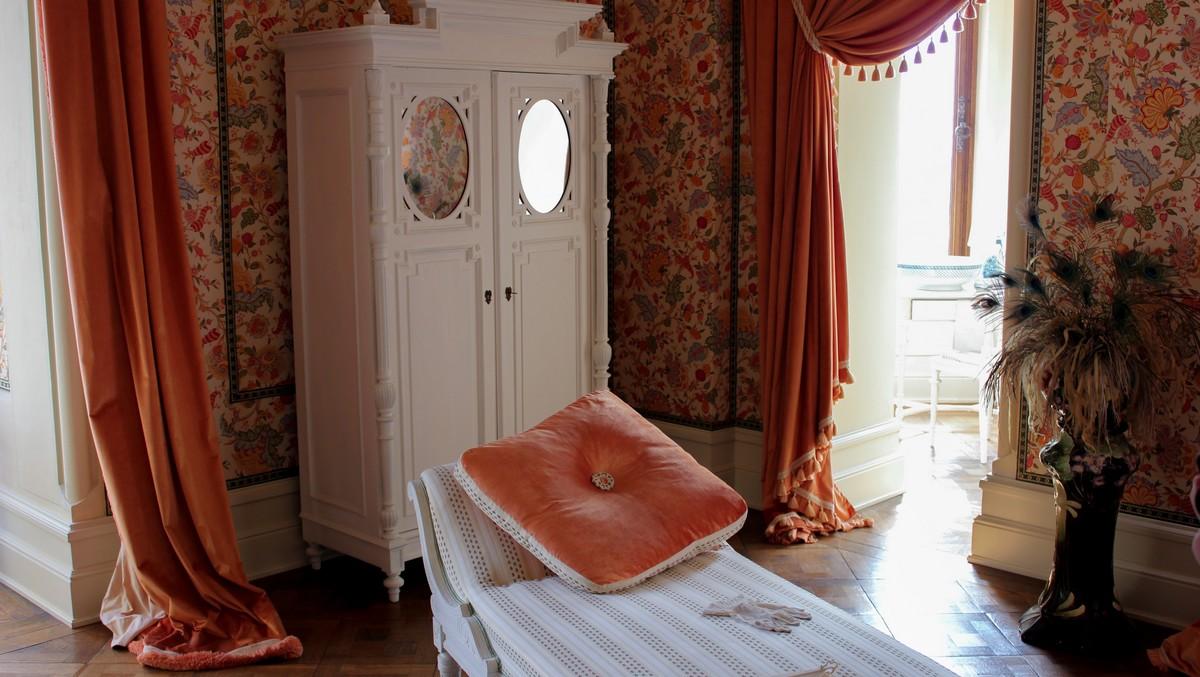 Ubytování na zámku je netradiční dovolenou